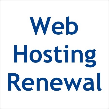 Hosting Renewal