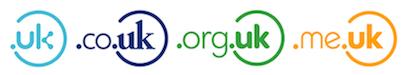 UK Domain Name Extensions